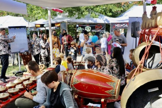 Indonesia promosi budaya dan kuliner di Polandia