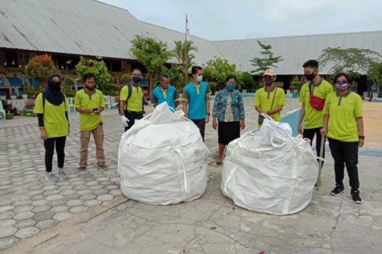 Pemuda Hijau-PT Timah gelar gerakan pilah sampah dari rumah