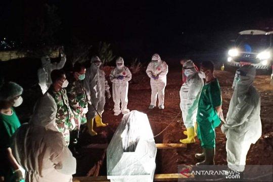 Nakes Puskesmas Kwano berstatus probable COVID-19 meninggal
