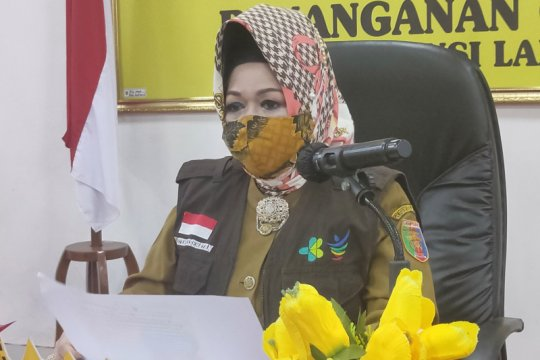 Dinkes Lampung: Tempat tidur pasien COVID-19 masih tersedia 262