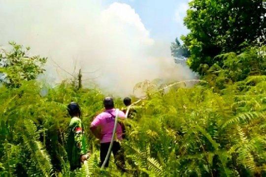 Kebakaran hutan dan lahan di Kotawaringin Timur meningkat