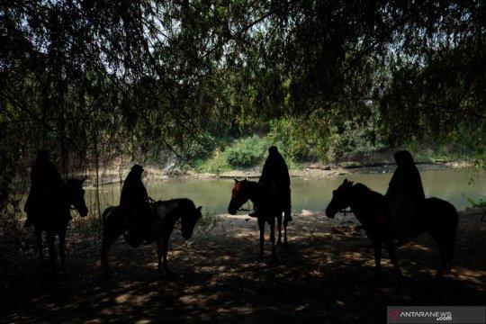 Komunitas muslim berkuda di Solo