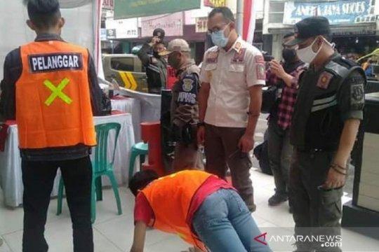 Wali Kota terbitkan aturan sanksi tentang pelanggar protokol kesehatan
