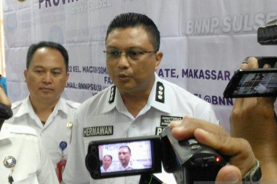 Polres Bulukumba tangkap oknum polisi karena narkoba