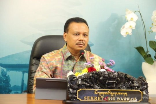 Sekda Bali: Kedisiplinan 3M cara ampuh cegah penyebaran COVID-19