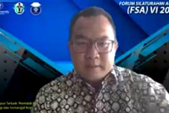 Rektor IPB minta alumni kompak dan tidak berkonflik