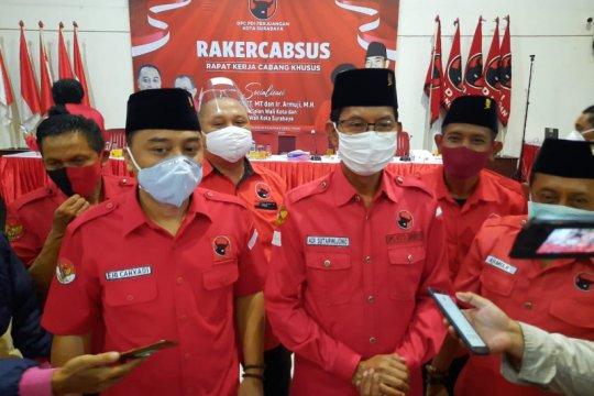 PDIP targetkan Eri-Armuji menang 70 persen dalam Pilkada Surabaya