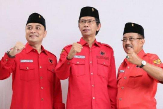 1.500 kader PDIP Surabaya ikuti rakercabsus secara virtual