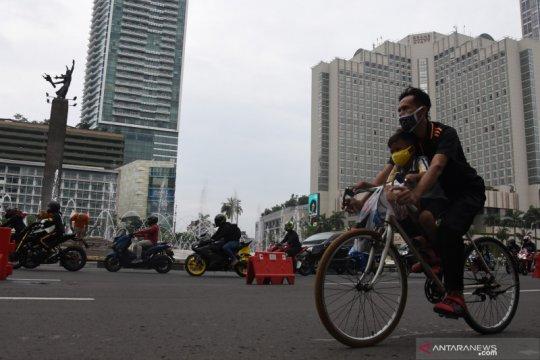 Manfaat hingga waktu yang tepat bersepeda di tengah pandemi