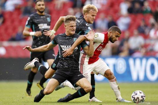 Ajax lumat RKC Waalwijk tiga gol tanpa balas