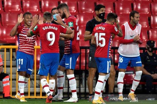 Klasemen Liga Spanyol: Granada di puncak, Real Madrid posisi ke-10