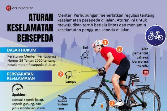 Aturan keselamatan bersepeda