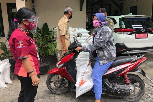 Penyaluran bansos beras PKH di Yogyakarta capai 75 persen