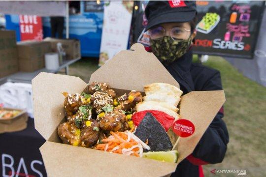 Festival Ayam Goreng di Toronto