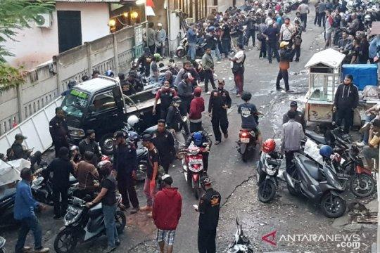 Polisi tangkap sopir angkot penganiaya warga di Duren Sawit