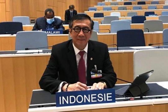 Indonesia siap jadi tuan rumah Konferensi Perjanjian Hukum Desain