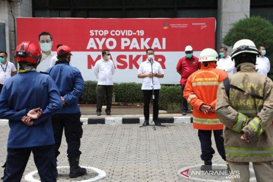 Mensos: Sistem proteksi kebakaran Kemensos berfungsi baik