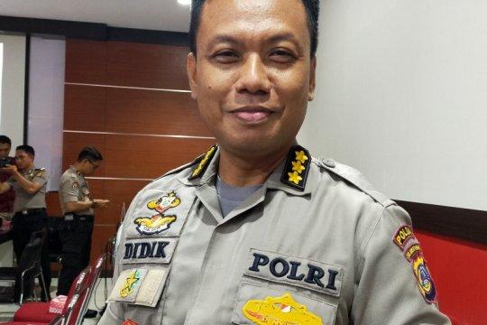 Polisi sosialisasi Maklumat Kapolri terkait pilkada di tengah pandemi