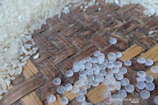 Polres Cianjur dalami kasus biji plastik dalam beras BPNT