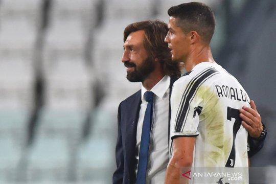 Ronaldo dinyatakan negatif COVID-19