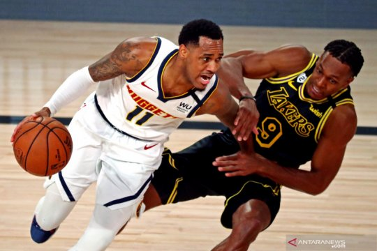 NBA: LA Lakers sementara memimpin 2-0 atas Denver Nuggets