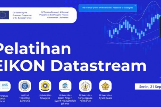 LKBN Antara perkenalkan Eikon Datastream kepada konsorsium OPTBank