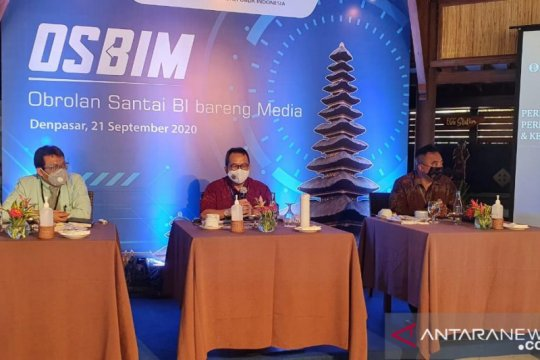 BI: Kredit perbankan di Bali mulai tunjukkan peningkatan