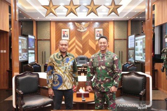Anggota DPR minta KSAD fasilitasi penyelesain konflik di Papua