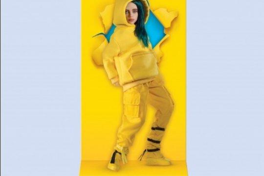 Billie Eilish luncurkan koleksi mainan terinspirasi video musik