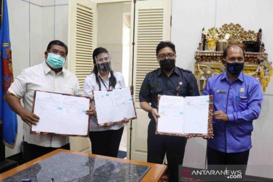Pemkab Buleleng terima hibah jaringan air minum dari Kementerian PUPR