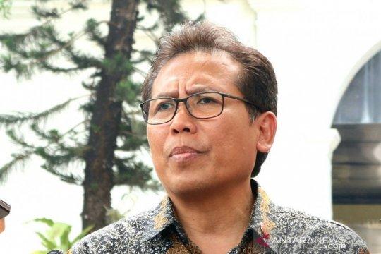 Fadjroel mengaku belum mendengar Presiden bicara reshuffle kabinet