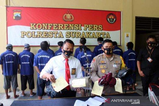 Polresta Surakarta amankan lagi dua pelaku aksi intoleran