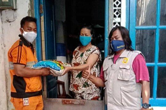 Sembilan anggota PPSU Bukit Duri jalani isolasi di Wisma Atlet