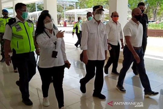 Menhub: Bandara El Tari Kupang jadi destinasi terintegrasi