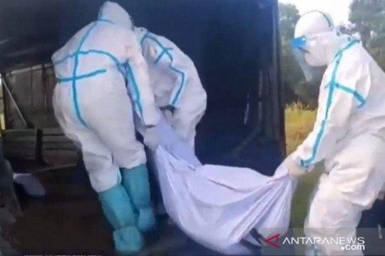 Satu mayat PMI ilegal kembali ditemukan di Johor