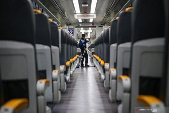 KAI Bandara Railink berhenti beroperasi sementara mulai 6-17 Mei 2021