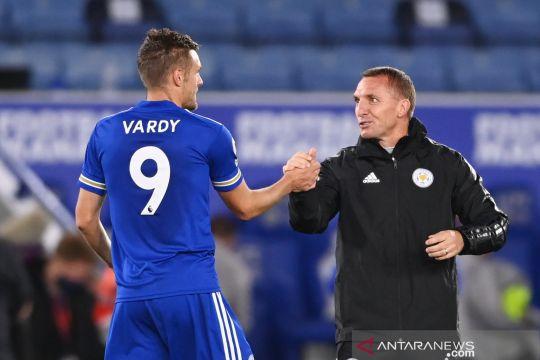 Liga Inggris: Leicester City kalahkan Burnley 4-2