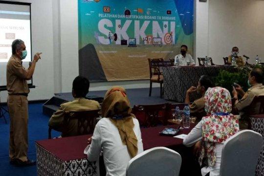 Puluhan pemuda Wonosobo ikuti pelatihan TIK Kementerian Kominfo