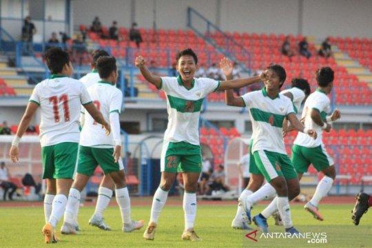 Gol menit akhir gagalkan kemenangan Timnas U-19 Indonesia atas Qatar