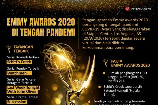 Emmy Awards 2020 di tengah pandemi