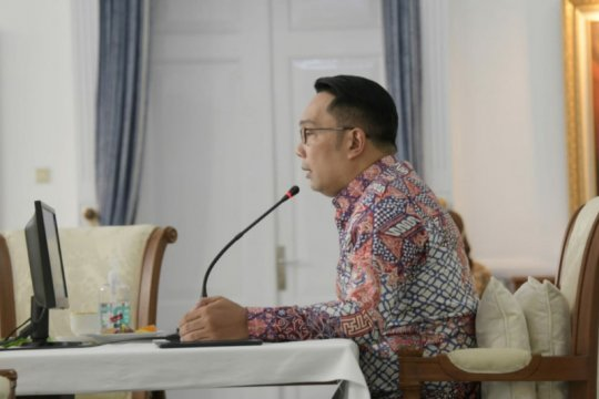 Gubernur instruksikan Wagub Jabar tinjau banjir bandang di Sukabumi