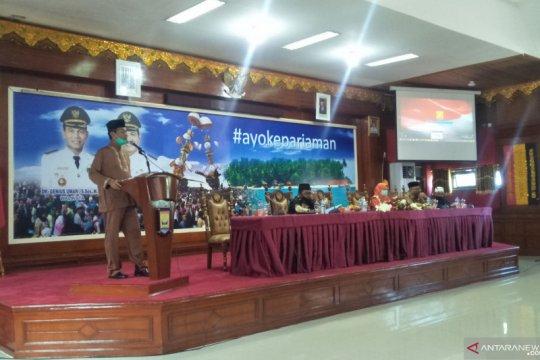 Pariaman segera sosialisasikan undang-undang dan hukum Minangkabau