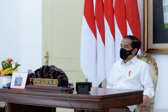 """Presiden Jokowi perintahkan penyusunan rencana induk """"food estate"""""""