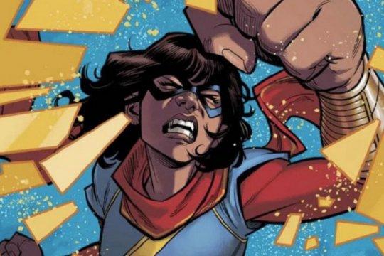 "Marvel gandeng sineas Timur Tengah untuk serial ""Ms. Marvel"""