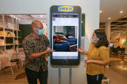 Katalog IKEA kini berbentuk digital