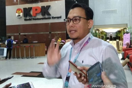 KPK konfirmasi dua tersangka soal kontrak Waskita dengan subkontraktor