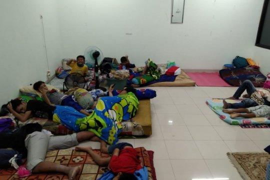 Wagub: Lokasi pengungsian disiapkan dua kali lipat demi jaga jarak