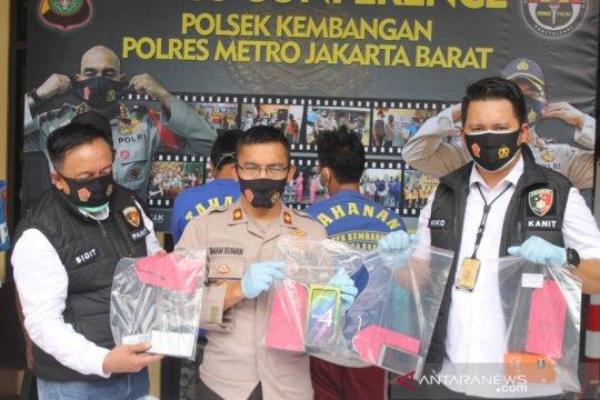 Polsek Kembangan tangkap satu lagi spesialis pencuri ponsel