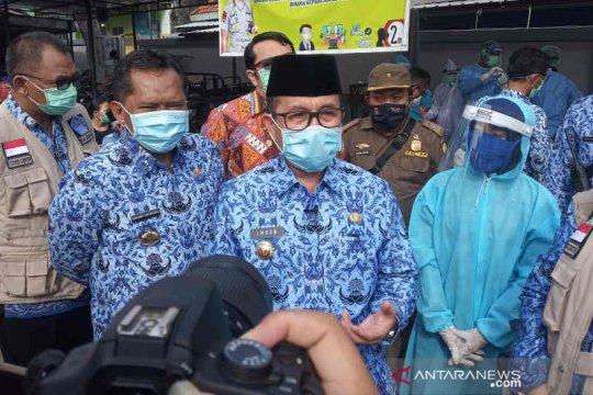 Swab COVID-19 di Kabupaten Cirebon lebihi satu persen jumlah penduduk