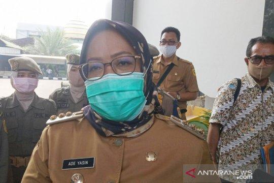 Empat kantor pemerintahan di Bogor jadi klaster penularan COVID-19